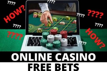 How Do Online Casino Free Bets Work
